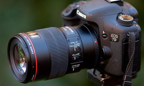 لنز کانن EF 100mm f/2.8L Macro