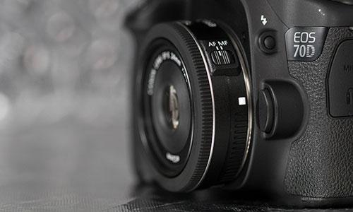 لنز Canon 24mm f/2.8