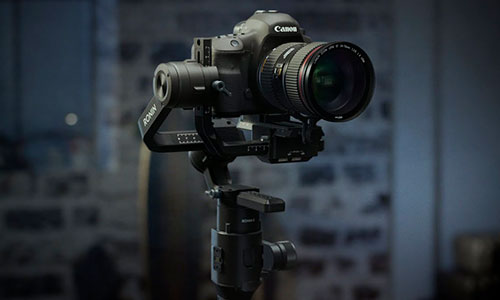 لرزشگیر دوربین DJI Ronin-S Essentials Kit
