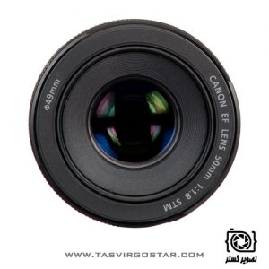 لنز Canon 50mm f/1.8