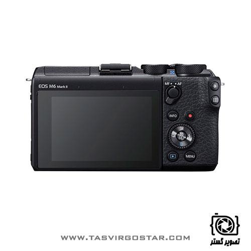 دوربین کانن EOS M6 Mark II با لنز 14-45