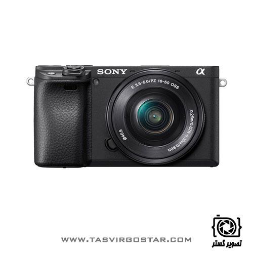 دوربین سونی آلفا a6400 با لنز 16-50