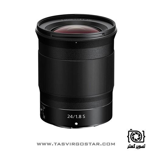 لنز نیکون NIKKOR Z 24mm f/1.8 S