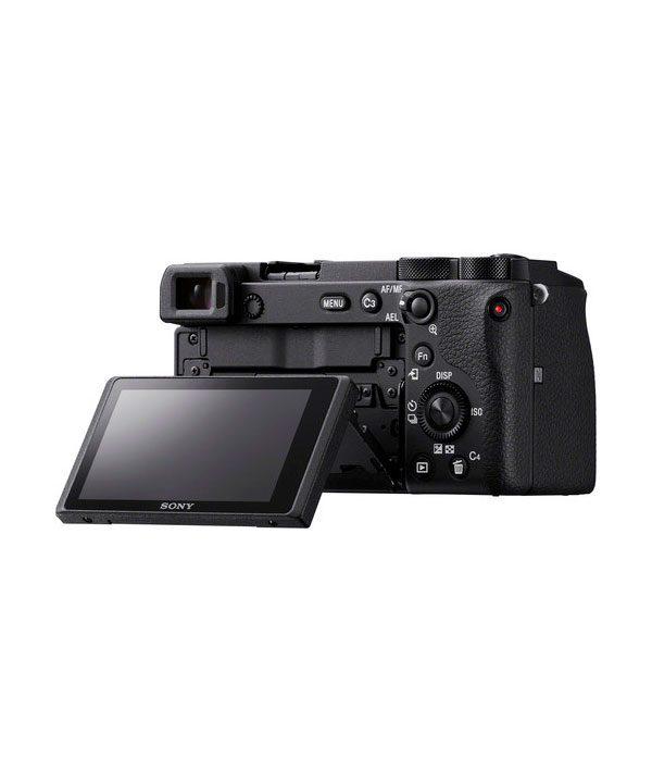 دوربین سونی آلفا a6600 با لنز 18-135