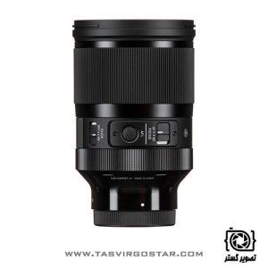 لنز سیگما 35mm f/1.2 Art Sony