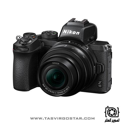 دوربین نیکون Z50 با لنز 16-50