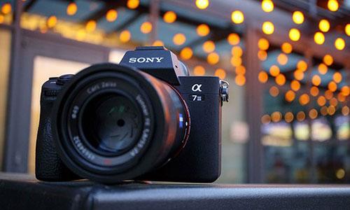 دوربین Sony Alpha a7 III