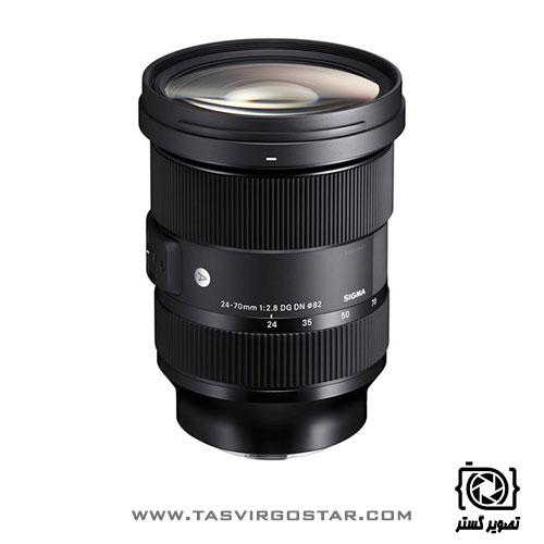 لنز سیگما Sigma 24-70mm f/2.8 Art Sony