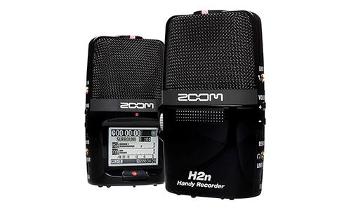 رکوردر زوم Zoom H2n