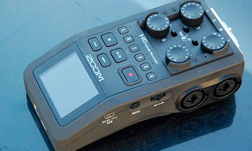 رکوردر صدا Zoom H6
