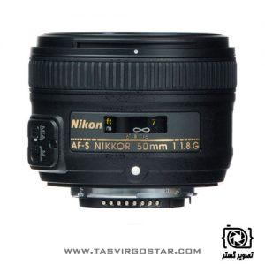 لنز نیکون Nikon 50mm f/1.8G