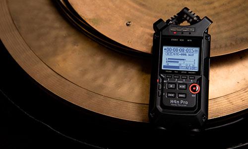 رکوردر زوم Zoom H4n Pro