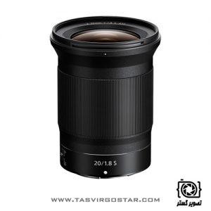 لنز نیکون NIKKOR Z 20mm f/1.8 S