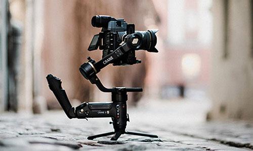 لرزشگیر دوربین Crane 3S