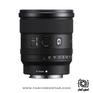 لنز سونی Sony FE 20mm f/1.8 G