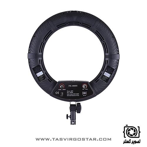 رینگ لایت LED FS-480II