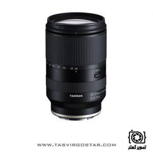 لنز Tamron 28-200mm f/2.8-5.6 Sony E