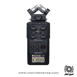 رکوردر صدا Zoom H6 Black
