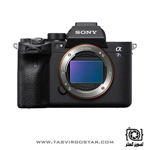 دوربین سونی آلفا a7S III