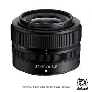 لنز نیکون NIKKOR Z 24-50mm f/4-6.3 S