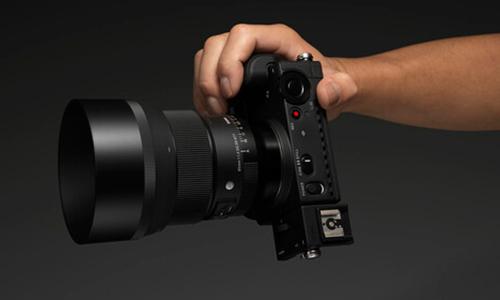 لنز سیگما 85mm f/1.4 DN Art Sony E