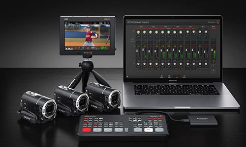 سوئیچر تصویر Blackmagic Design ATEM Mini Pro ISO