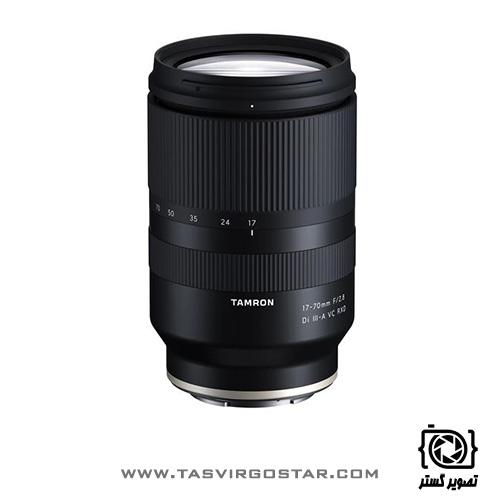 لنز Tamron 17-70mm f/2.8 Sony E