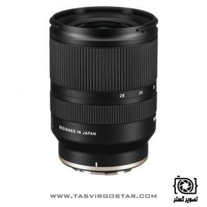 لنز Tamron 17-28mm f/2.8 Sony E