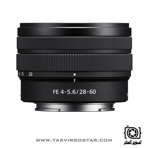 لنز سونی FE 28-60mm f/4-5.6