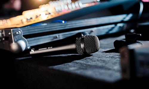 میکروفون سنهایزر